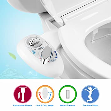 Wc Dusche Nachrüsten bidet wc bidet yeco dusch wc für intimpflege mit reinigungsfunktion