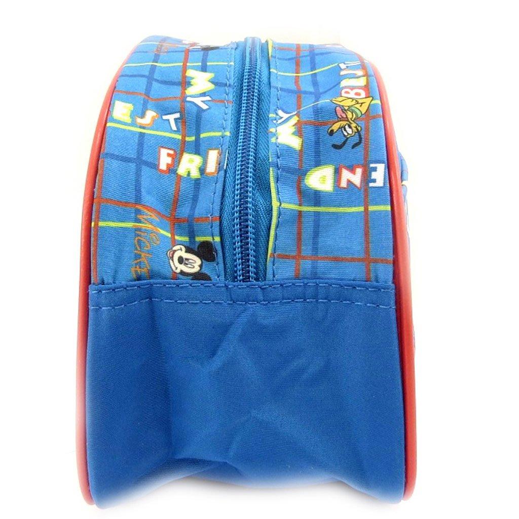 Trousse de toilette enfant Mickey bleu tutti frutti Mickey L3063