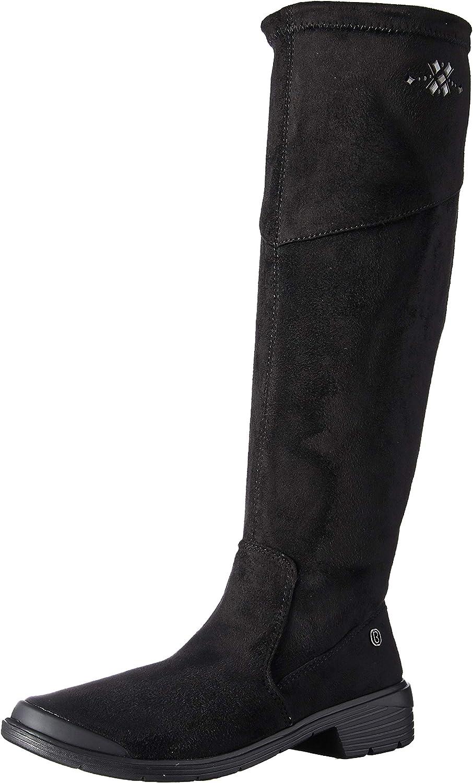 BZees Women's Boomerang Knee High Boot