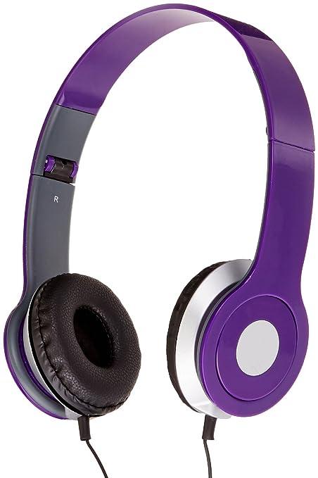ca3090cdff90da Amazon.com: iLive IAH54PR Headphones: Home Audio & Theater