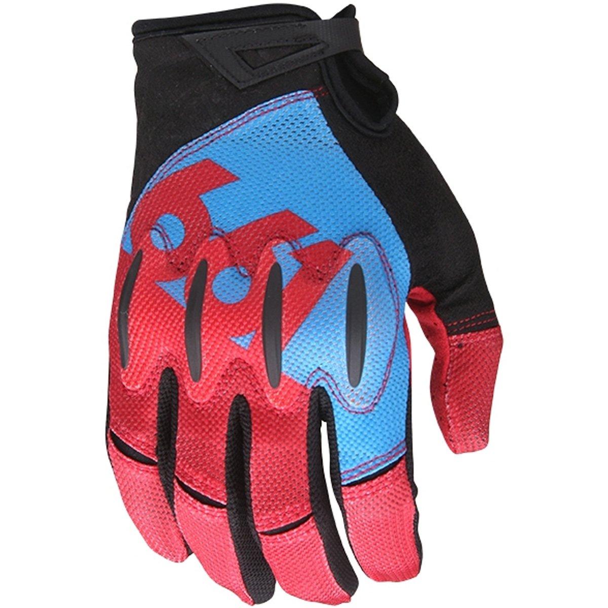 SixSixOne Handschuhe Evo II Blau Gr. XS