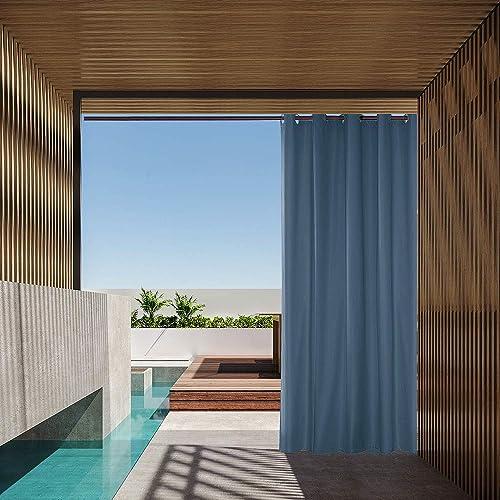 Indoor/Outdoor Curtain