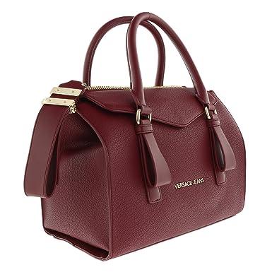 a40e5d7af812 Versace Jeans E1VQBBP3 75462 Women s Handbag Leather Red  Amazon.co ...