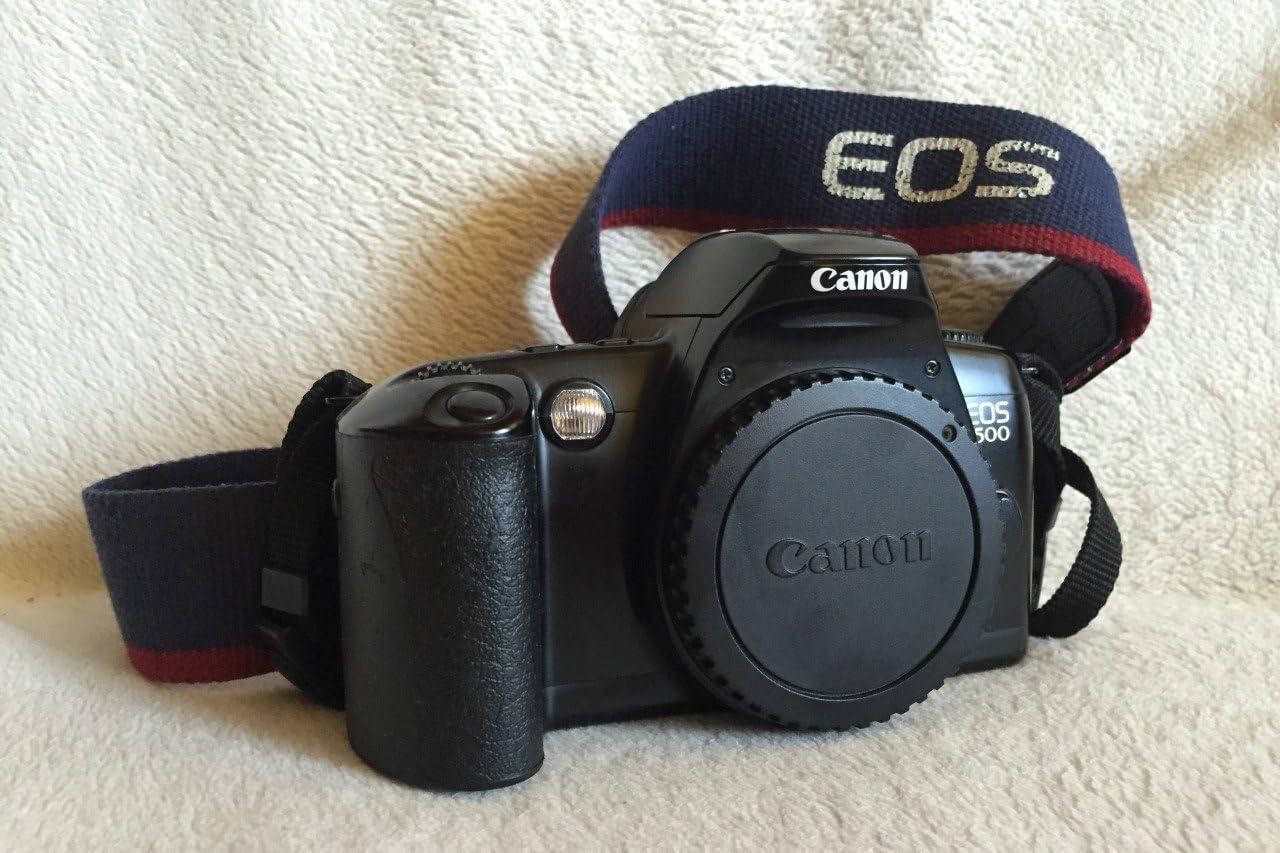 Canon 500 EOS 135 mm cámara: Amazon.es: Electrónica