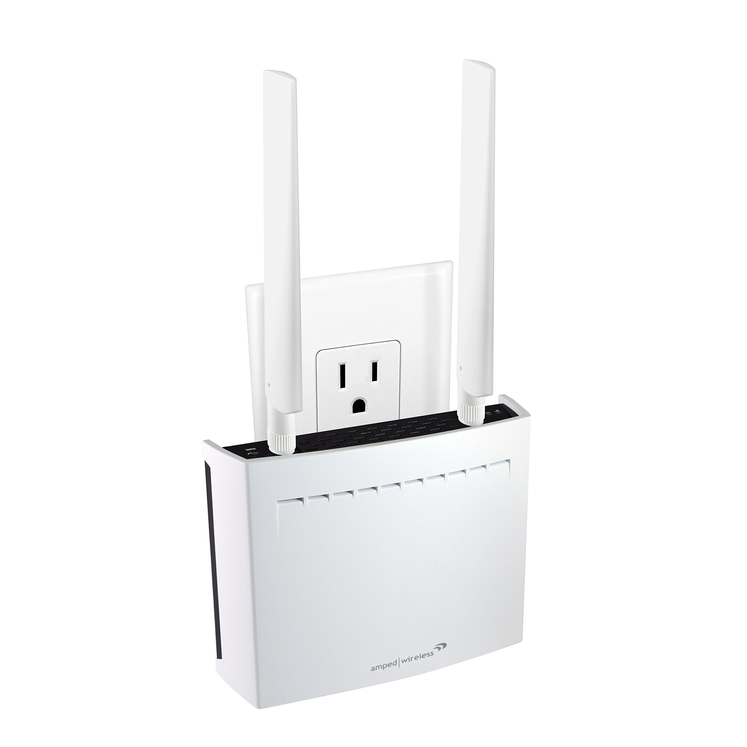 Amped Wireless High Power AC2600 Plug-In Wi-Fi Range Extender with MU-MIMO (REC44M) by Amped Wireless (Image #3)