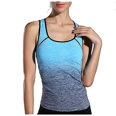 Femme Séchage Rapide Absorption D'humidité Transpiration Yoga Veste De Sport,02-S