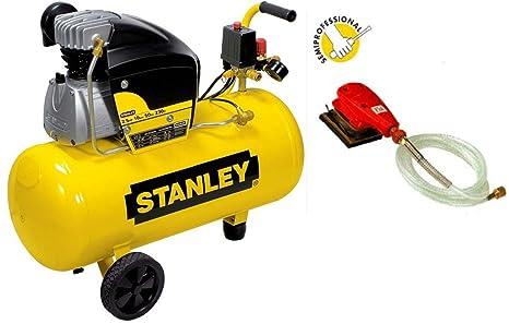 Compresor Aire Stanley D210/8/50 50 Lt lubrificato 2 HP 8 bar +