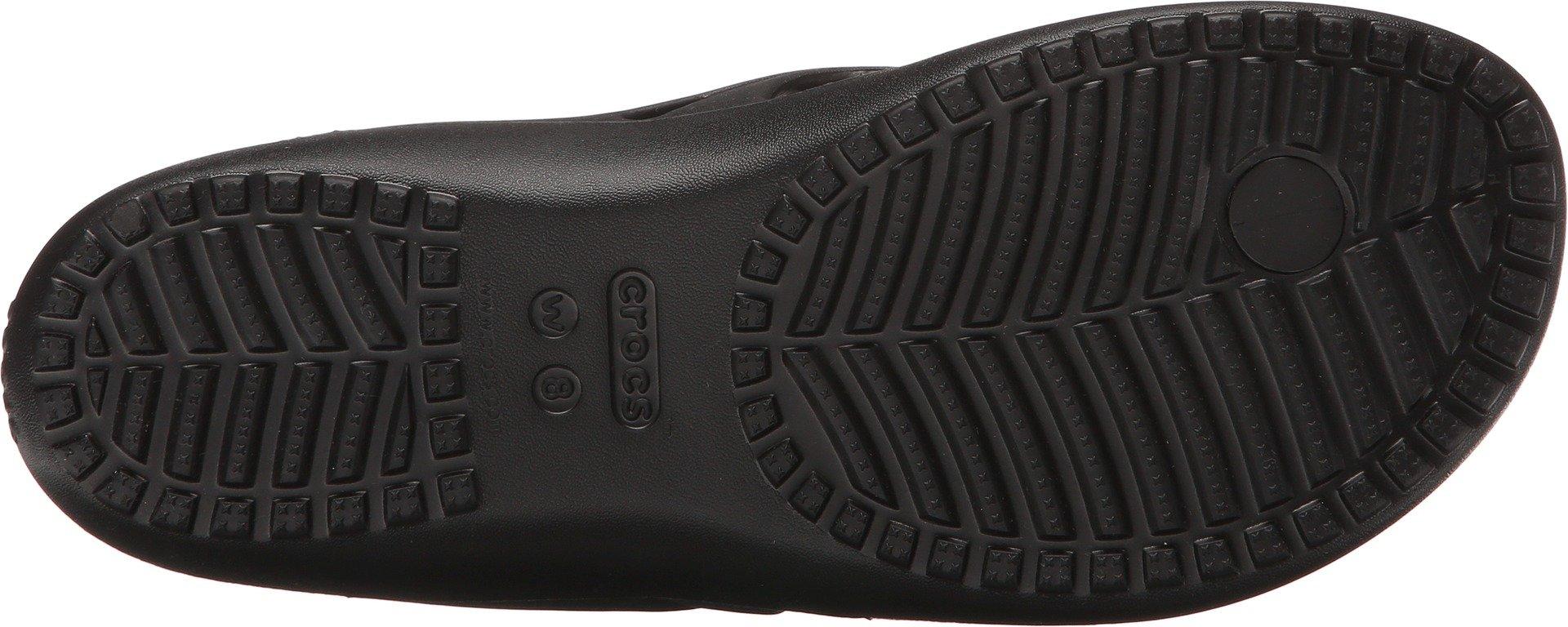 Crocs Womens Kadee Ii Flip Flop, Black, 4 M Us - Choose Szcolor  Ebay-5204