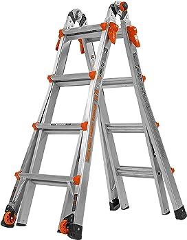 Little Giant 17 ft Velocity Multi-Position Ladder