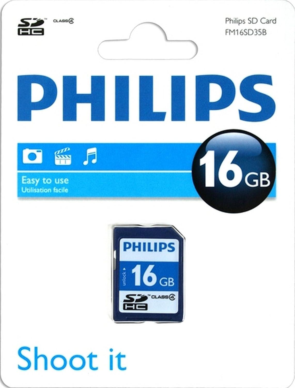 Philips FM16SD35B/10 Carte mé moire SD Carte mémoire