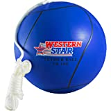 Full Size Tetherball with Rope Set for Kids│Backyard and Outdoor Gift - Premium Line