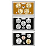 2014 United States 14-coin Silver Proof Set - OGP