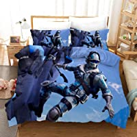 Vampsky Children's Room Classic Shooting Game Fortnite 3D Print Household Otaku And Anime Fan Bedding Sets Characters…