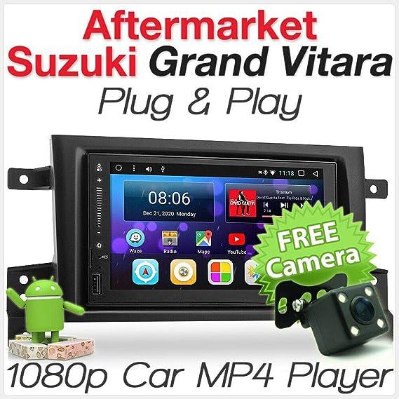 tunez 7 pulgadas en el tablero Doble Din Android Coche GPS MP3 MP4 ...