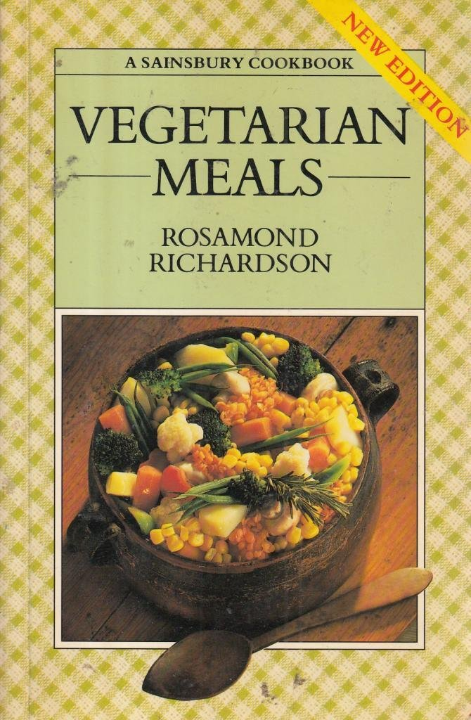 Vegetarian Meals Sainsbury Cookbook Series Amazoncouk