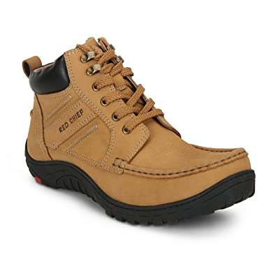 5a0f292aa9 Red Chief Rust Men s Casual Leather Shoes (RC3476 022) (10)  Buy ...