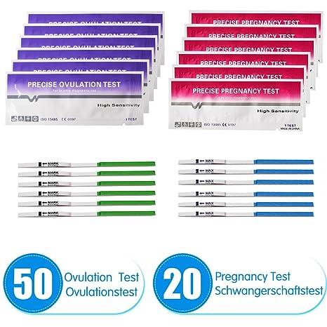 precio test ovulacion en farmacia