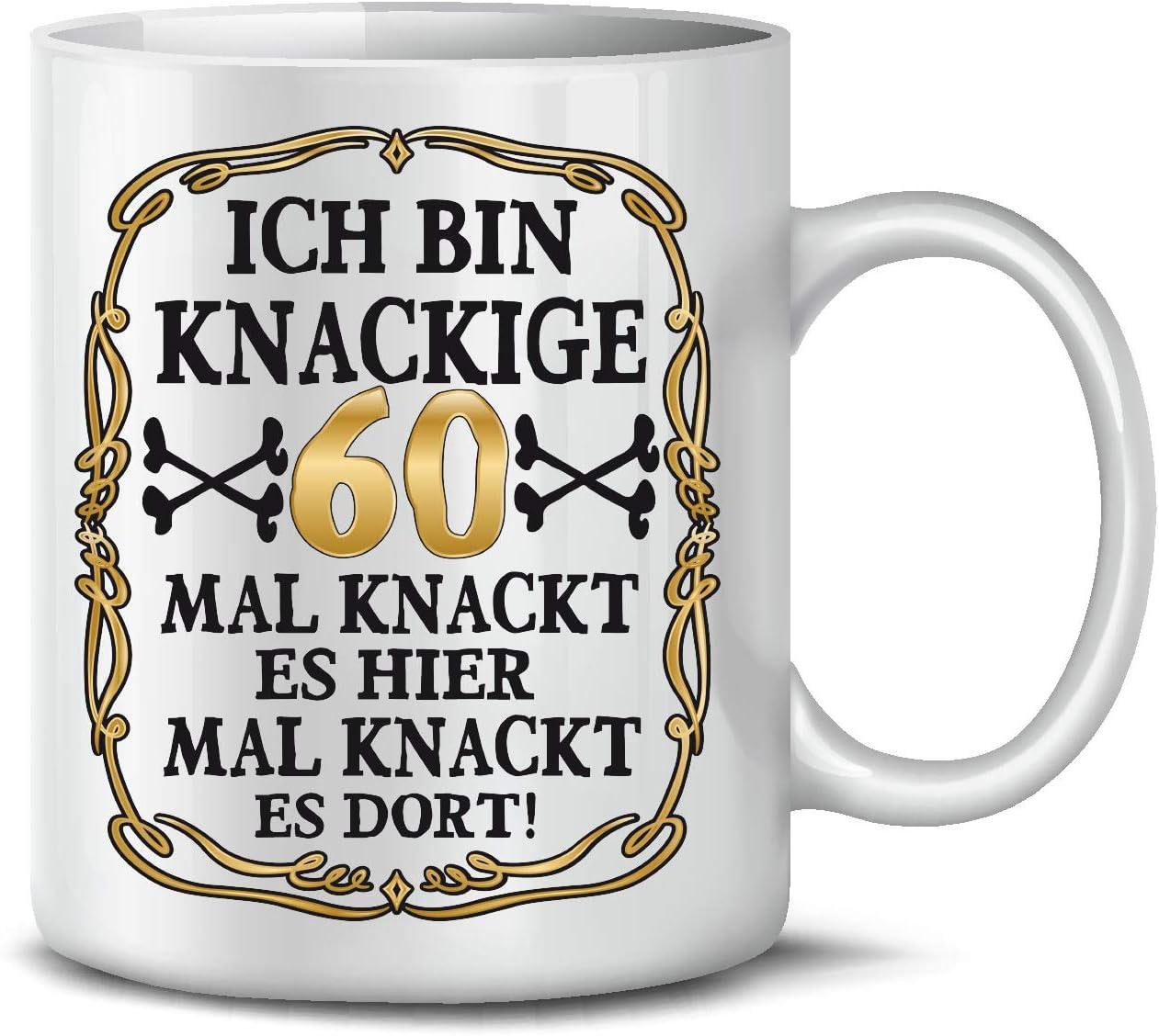 Tasse für Männer zum 60.