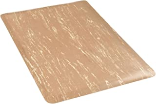 "product image for Apache Mills Marbleized Top Mat, 18 x 30"", Sandalwood"