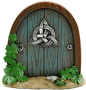 """Touch of ture 55804 Fairy Door Fairy Garden Door, 3.5"""","""