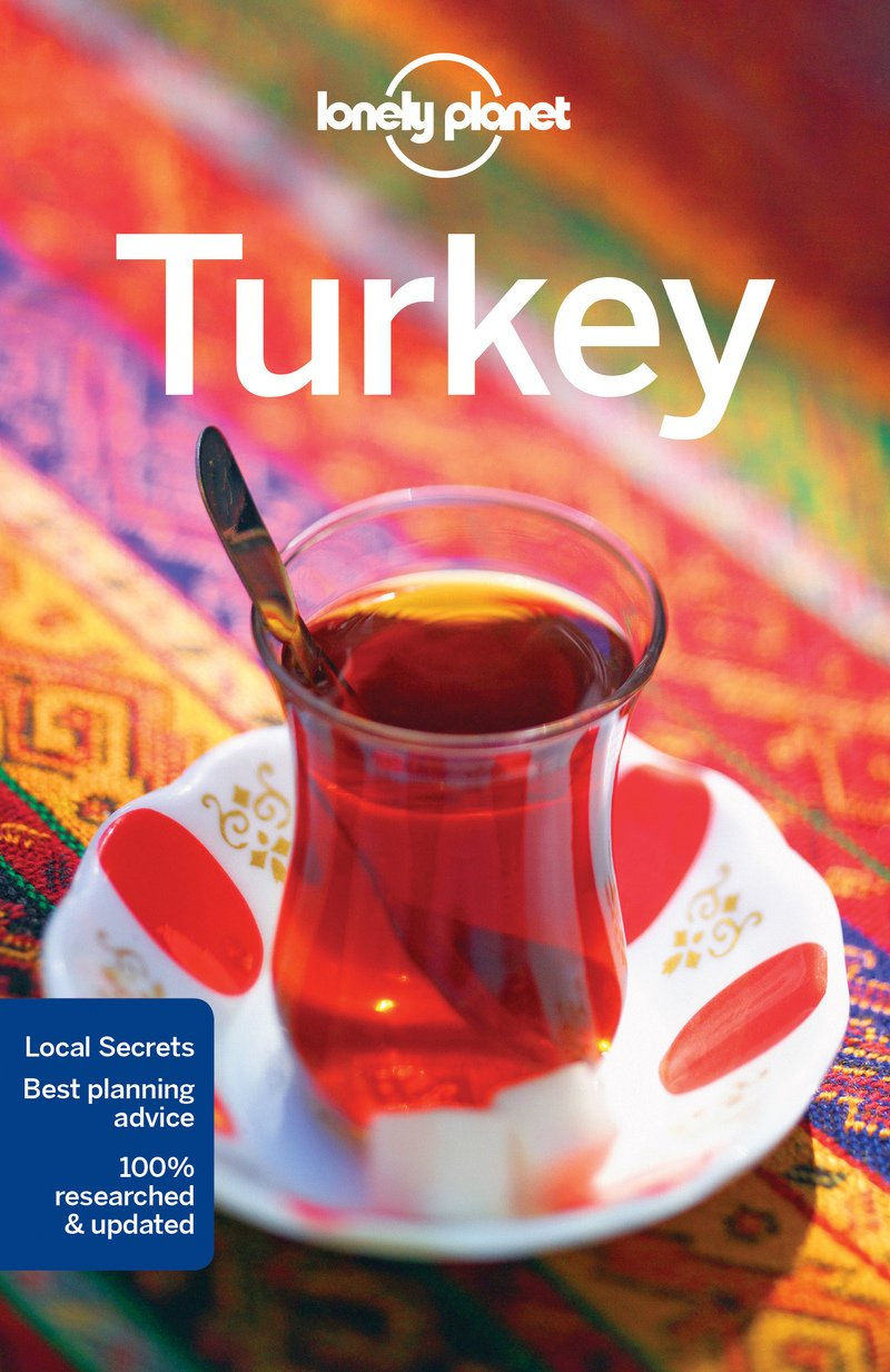 Lonely Planet Turkey (Travel Guide) by Lonely Planet