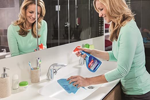 Vileda - Sistema Magical repelente de agua (líquido + bayeta) 500 ml: Amazon.es: Alimentación y bebidas