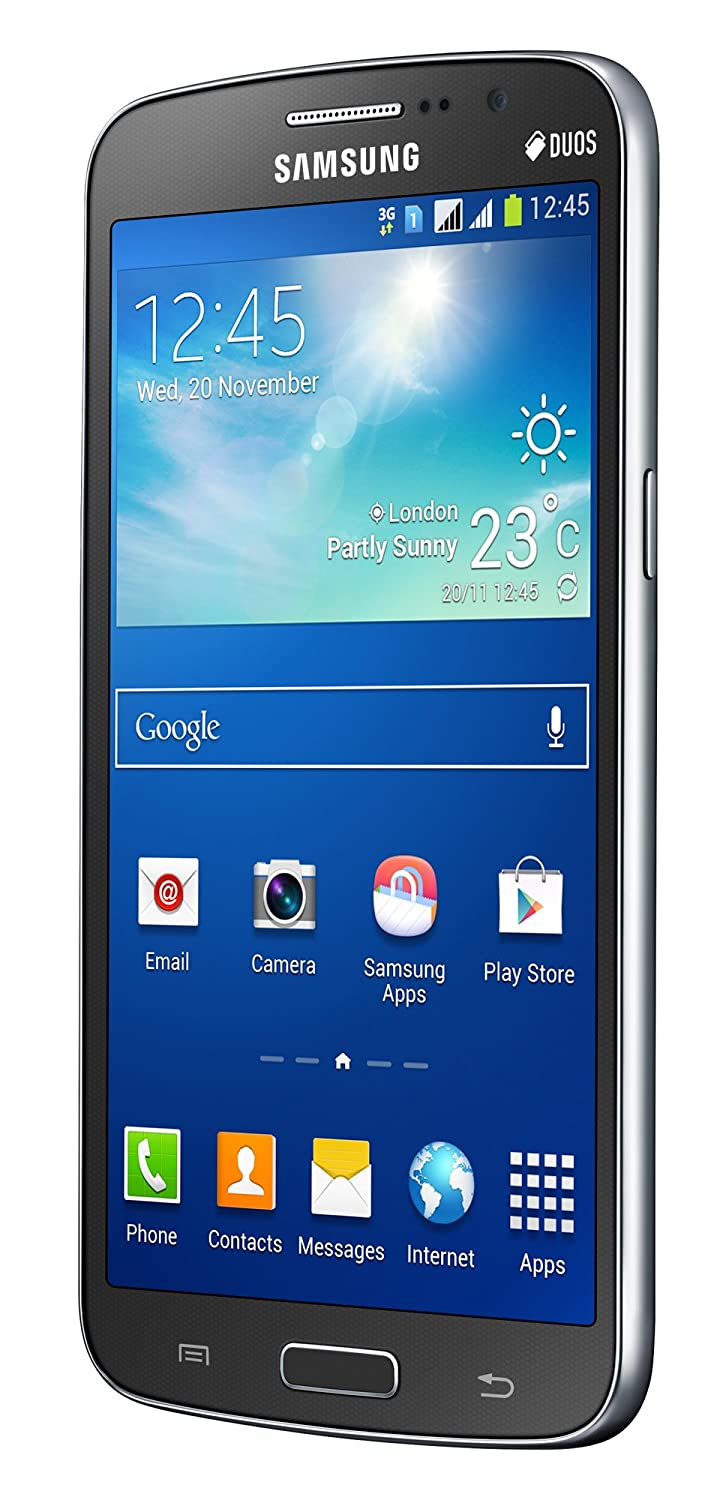 Samsung Galaxy Grand 2 Charcoal Gray Amazon In Electronics