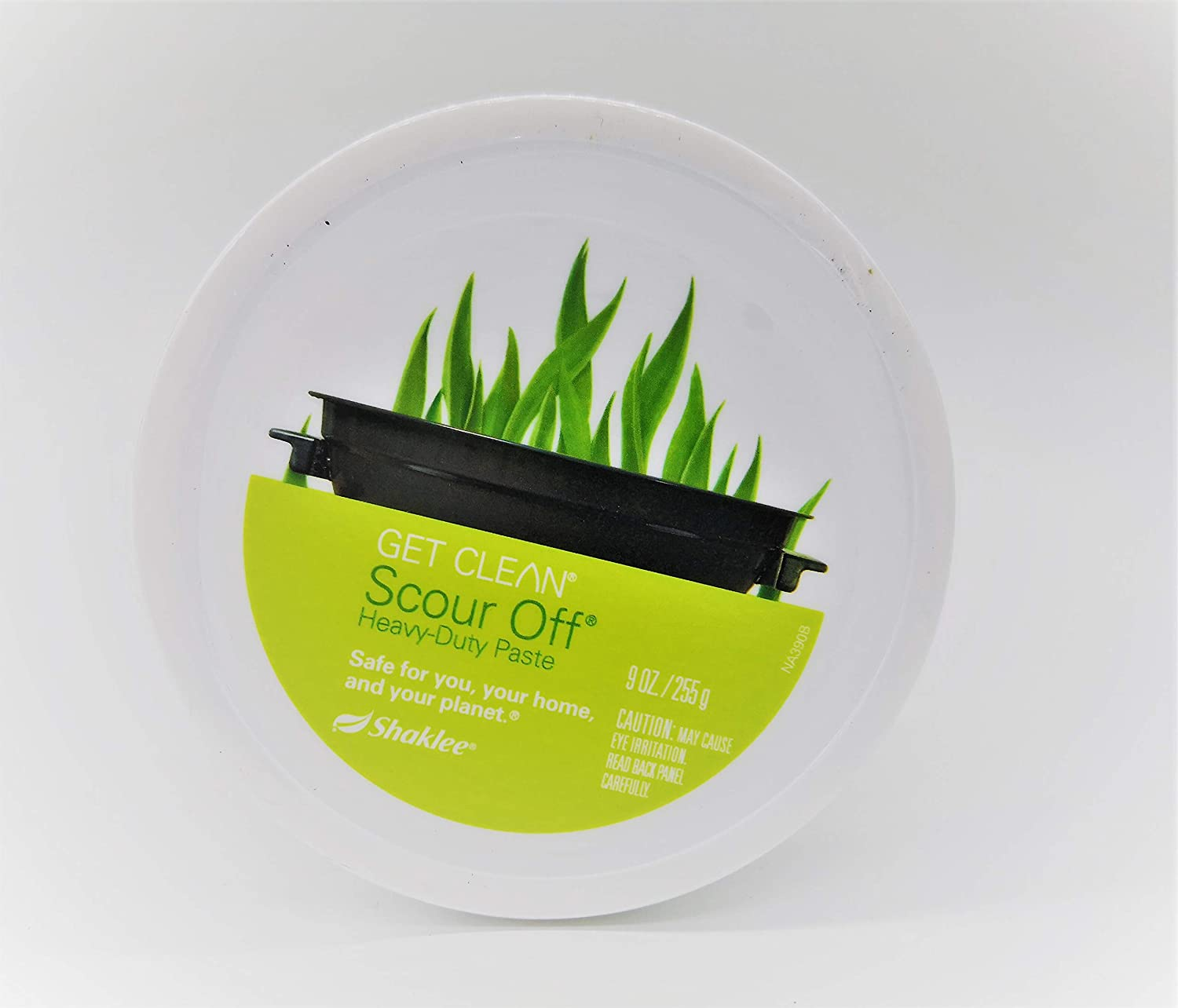 Shaklee Scour Off Heavy Duty Paste,9oz
