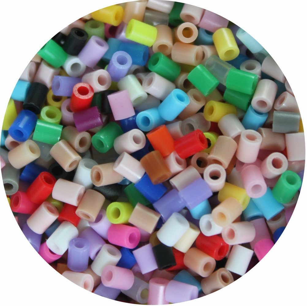 3mm mini fuse beads 55 Bags 1000pcs/bag ARTKAL fuse beads full colors
