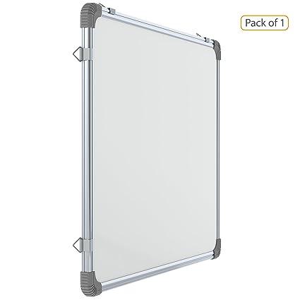 Pragati Systems Genius Melamine (Non-magnetic) Whiteboard GWB4560 ...