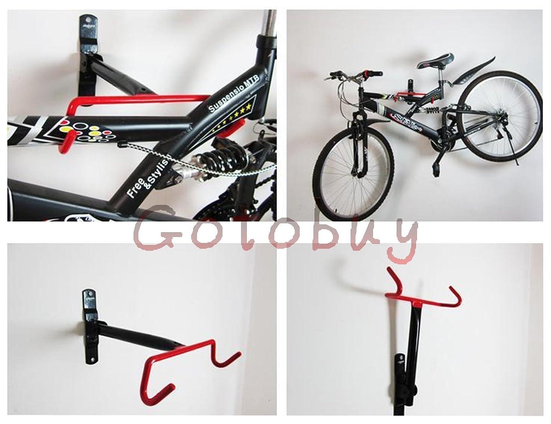 Como colgar bicicletas en poco espacio best de bicicleta for Como guardar la bici en un piso