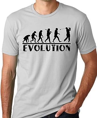 Amazon.com: Golf Evolution Funny T-shirt Golfer Humor Tee: Clothing