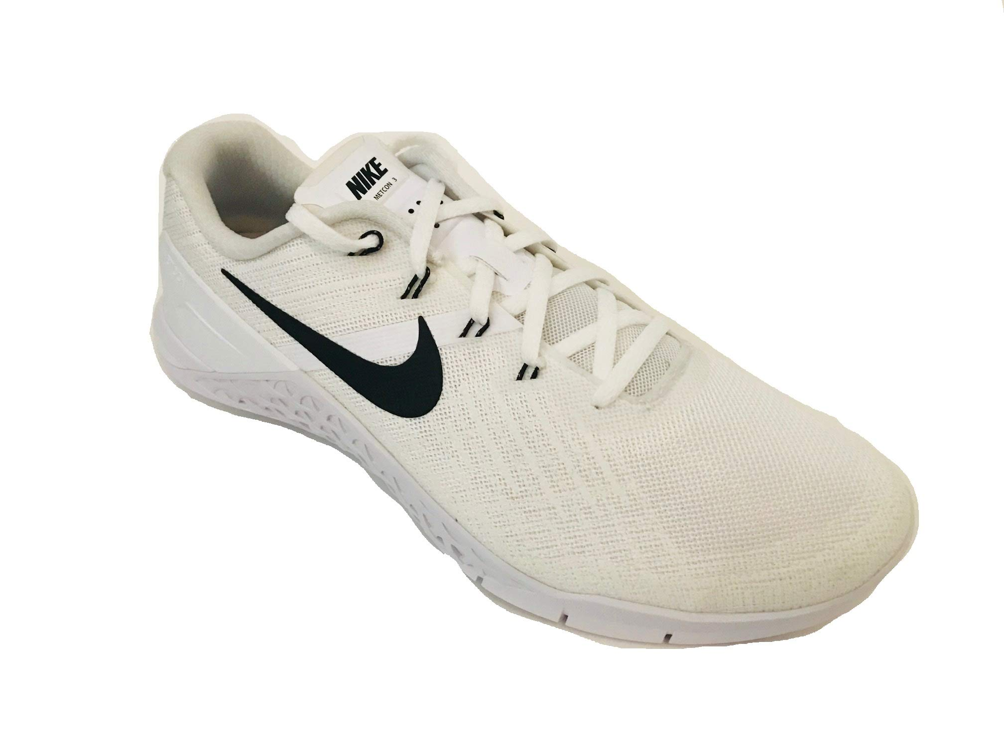 d5fd9827c65768 Galleon - NIKE Men s Metcon 3 TB Training Shoes White Black Size 11 D(M) US