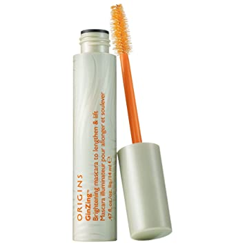 Origins GinZing Brightening Mascara to Lengthen and Lift Black - Pack of 6