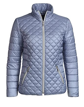 Bexleys woman by Adler Mode Damen Steppjacke mit Stehkragen