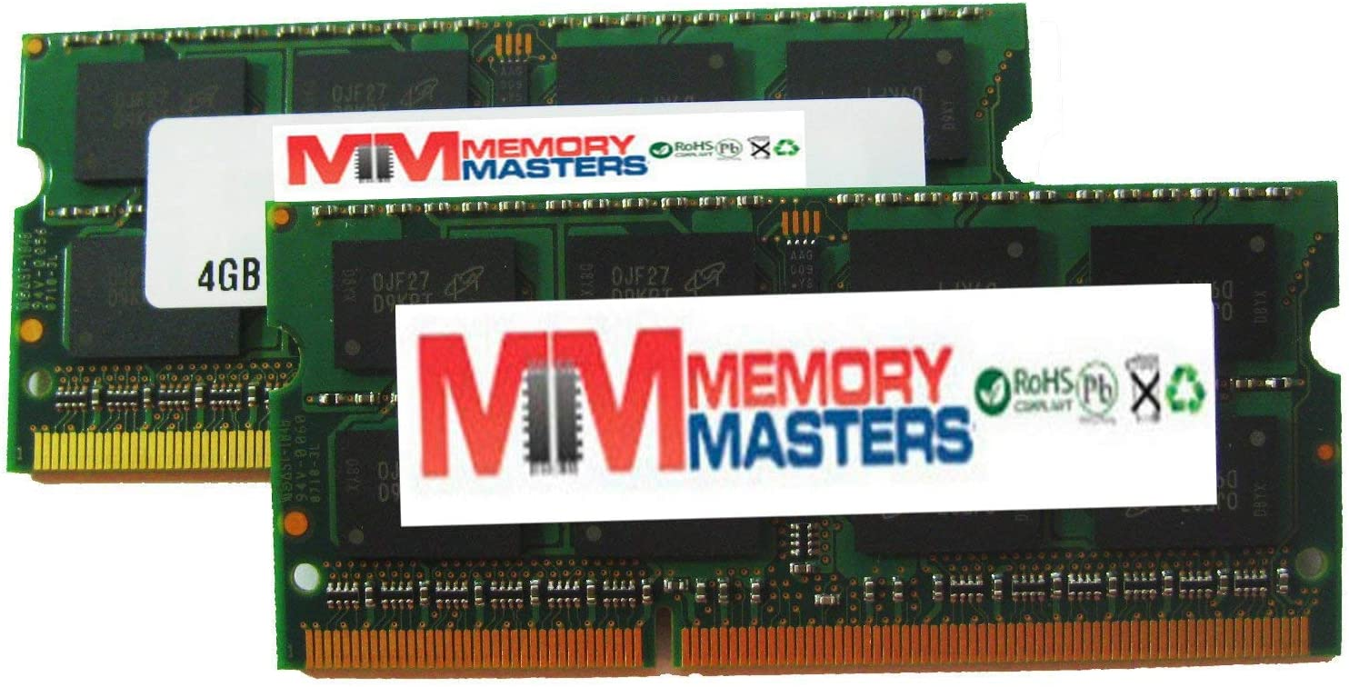 MemoryMasters 16GB 2 X 8GB Memory for Apple Mac Mini 2.0GHz 2.7GHz Intel Core i7 with Thunderbolt I/O Mid 2011 1333MHz DDR3 (PC3-10600) SO-DIMMs RAM (MemoryMasters)