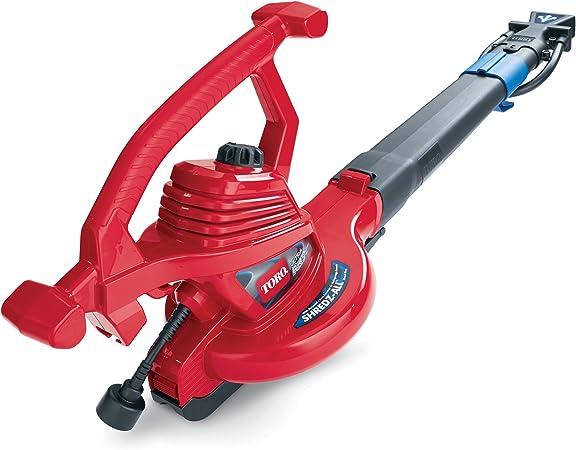 Toro UltraPlus Leaf Vacuum/ Blower - Best Pick