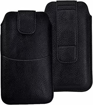 LORDWEY® Funda 5.5 Inch Universal teléfono móvil cinturón Caso de ...