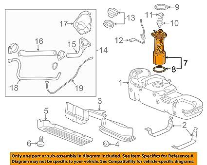 Miraculous Amazon Com General Motors 13589707 Electric Fuel Pump Automotive Wiring 101 Eumquscobadownsetwise Assnl