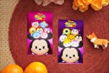 Chinese Red Envelopes, Disney Mickey and Minnie Red Packets with 4 Designs Hongbao Lucky Money Envelopes, JmYo 24pcs Chinese 2020 Lunar Mouse Year Lai See for New Year, Birthday, Weddings
