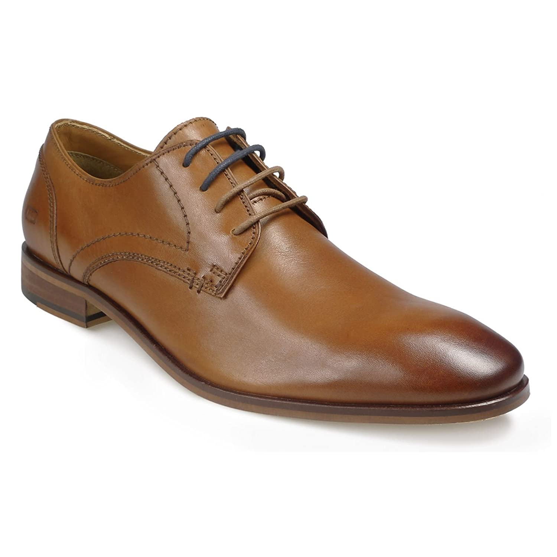 Boston 2 hellbraun Paul O/'Donnell Herren Geschnürte Formelle Schuhe