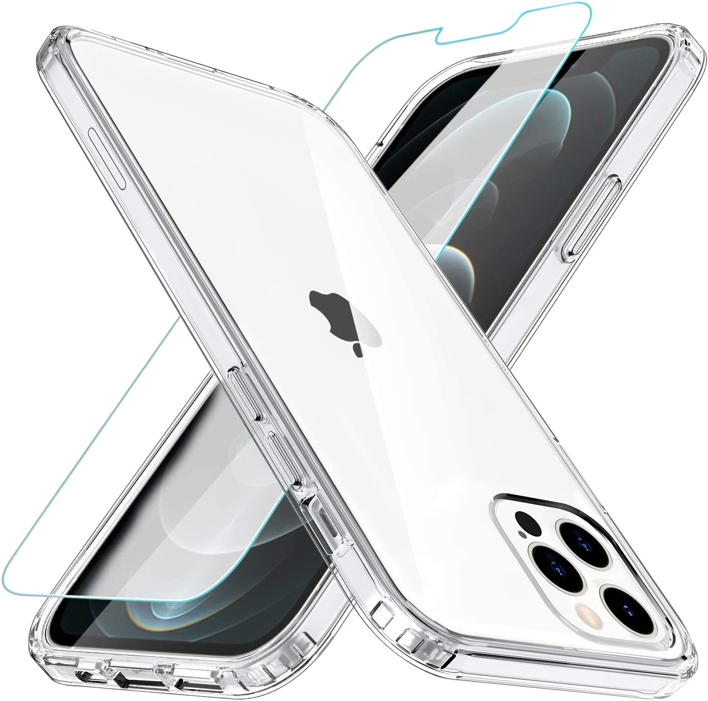 iPhone 12/ iPhone 12 Pro Cover WAS £9.99 NOW £4.99 w/code GXWCI2X5 @ Amazon