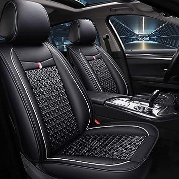 SKODA KODIAQ PREMIUM CAR SEAT COVERS PROTECTORS 100/% WATERPROOF BLACK