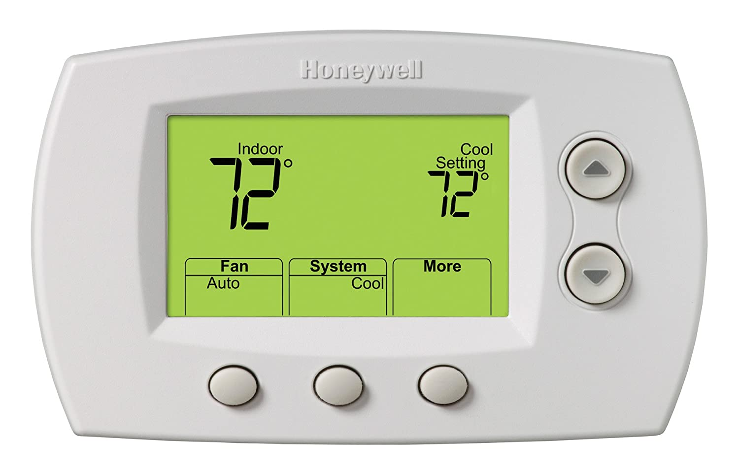 Honeywell Focuspro 6000 Operating Manual Focus Wiring Diagram Th6320r1004 Wireless Pro Thermostat Wire Center U2022 Rh Gogowire Co