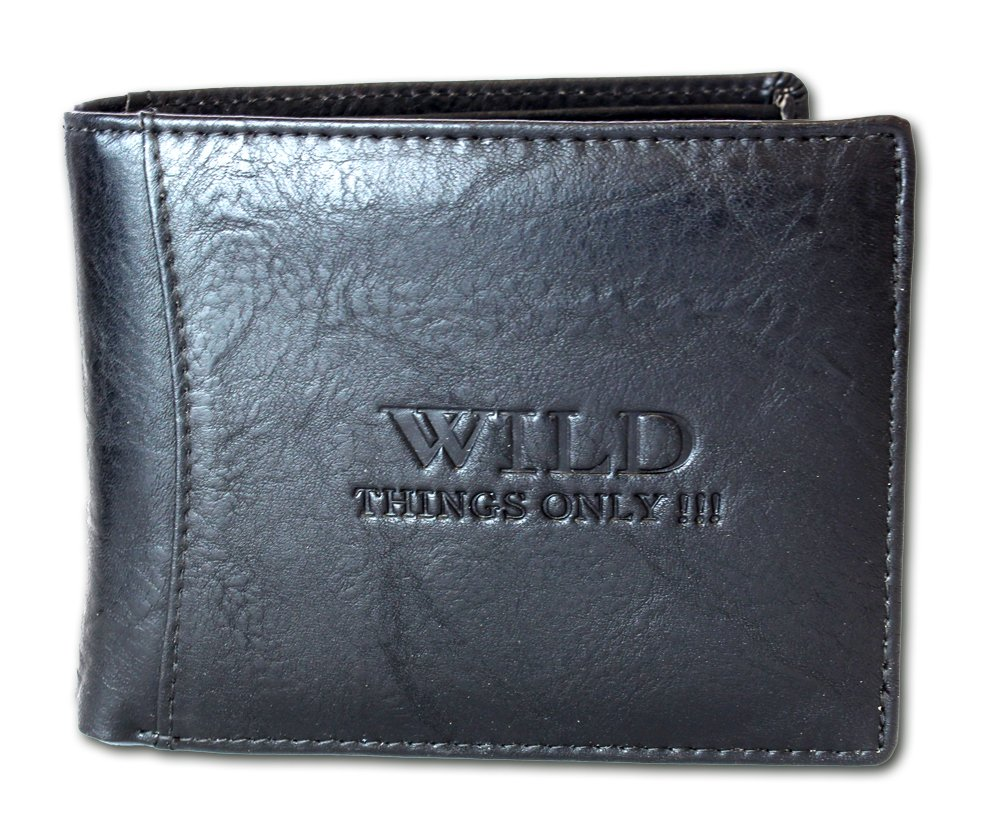 Wild Things Only - Cartera para hombre Hombre, gris oscuro (gris) - 1142: Amazon.es: Equipaje