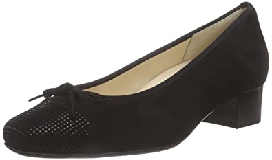Womens Evelyn, Weite J Closed Toe Heels Hassia