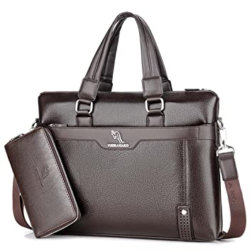 Amazon.com   GJX Men s Handbag 489458ffe7721