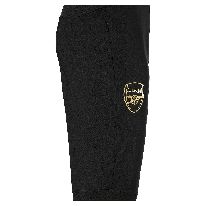 Puma 2018-2019 Arsenal Pro Training Pants with Pockets (Black ...