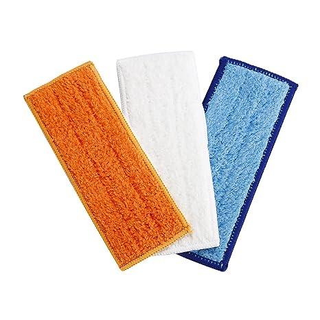 BEAYPINE Microfibra Lavable y Reutilizable Toallitas húmedas y húmedas y secas y húmedas para Trapos Limpiar