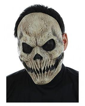 Ángel de la máscara del horror de la muerte